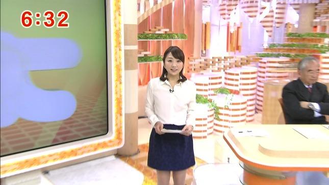 松村未央 FNNスーパーニュース ノンストップ! 01