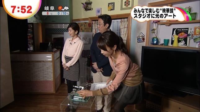 加藤綾子 めざましテレビ キャプチャー画像 21