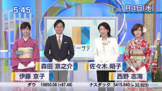 西野志海 ゆうがたサテライト モーサテ 7