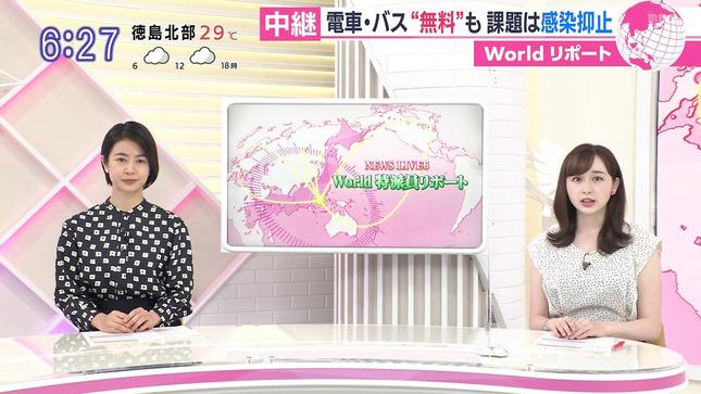 宇賀神メグ ひるおび! あさチャン! Nスタ TBSニュース 14
