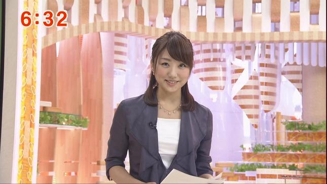 松村未央 FNNスーパーニュース 03