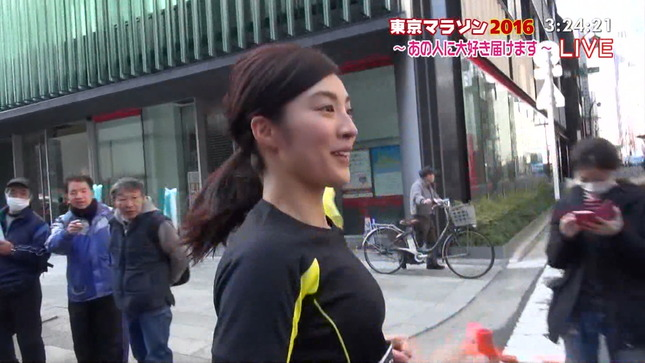 岩本乃蒼 東京マラソン2016 1