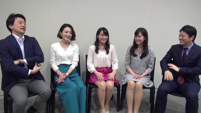 池谷麻依 原宿アベニュー 激撮!となりのアナウンサー 5