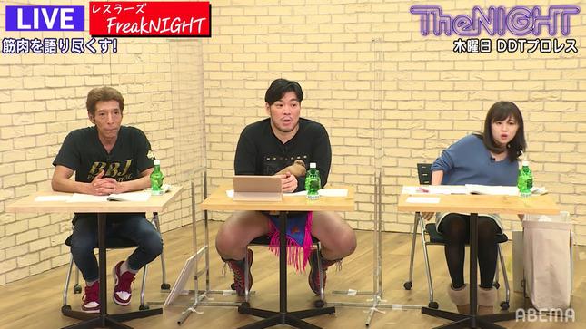 柴田紗帆 DDTの木曜 The NIGHT 7