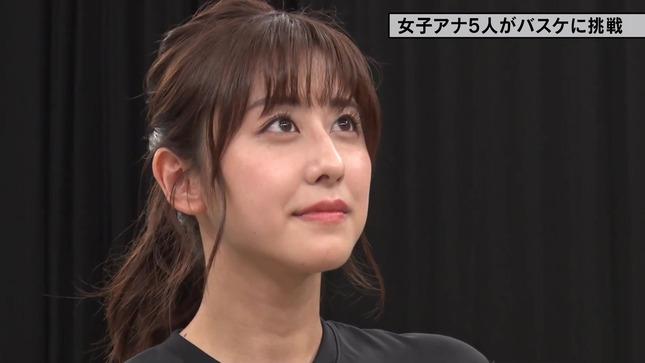 斎藤ちはる テレ朝女子アナバスケ女王決定戦 3