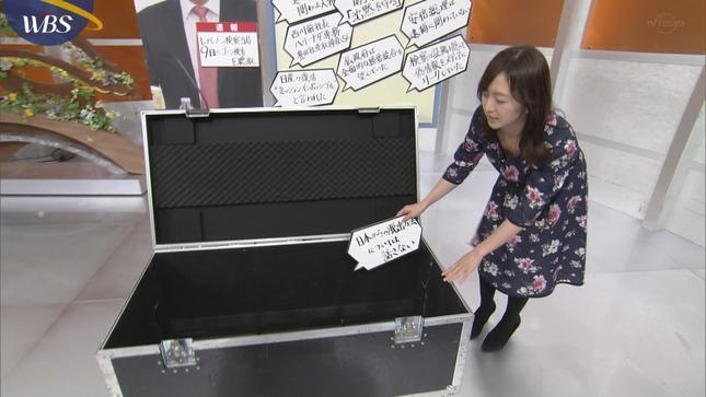 片渕茜 ワールドビジネスサテライト 5