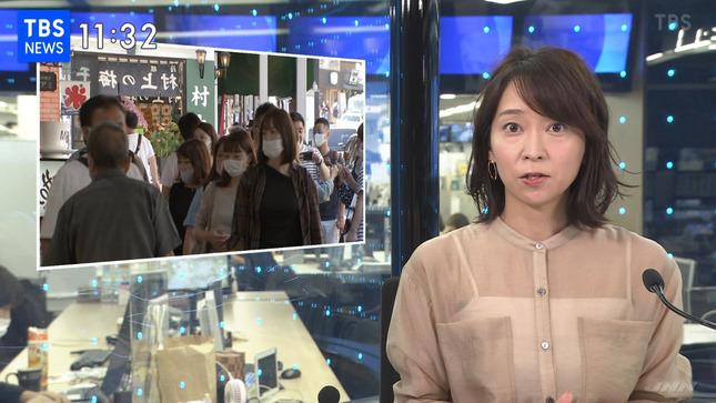 出水麻衣 ひるおび! TBSニュース 4