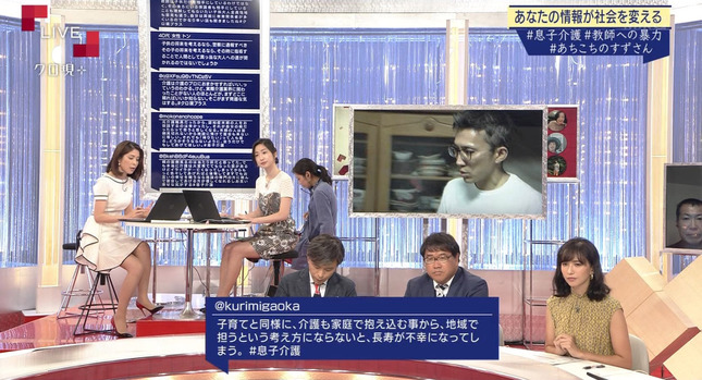 田中泉 鎌倉千秋 クローズアップ現代+ 夏季特集 8