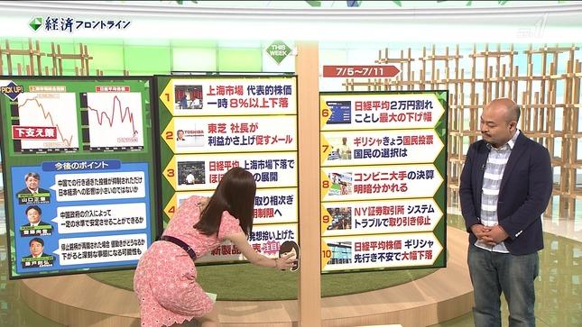 竹内優美 経済フロントライン 08