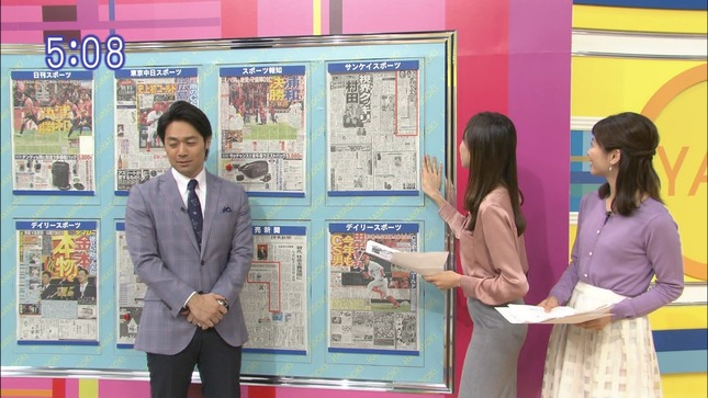 笹川友里 はやドキ! トミカ 人生最高レストラン ブランチ 4