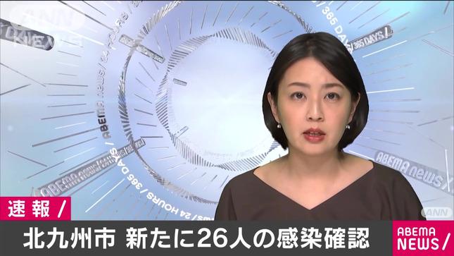 矢島悠子 ANNnews AbemaNews 7