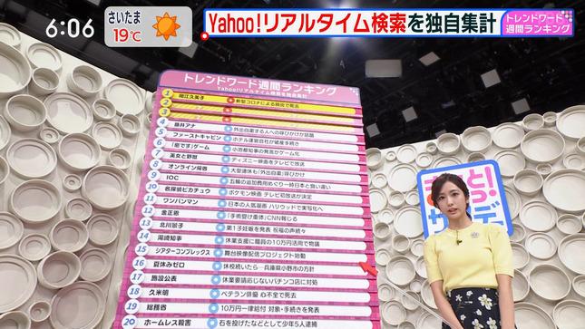 田村真子 まるっと!サタデー ひるおび! JNNニュース 4