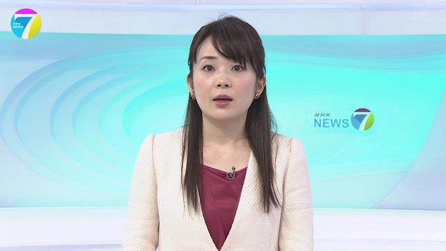 橋本奈穂子 NHKニュース7 うたコン 19
