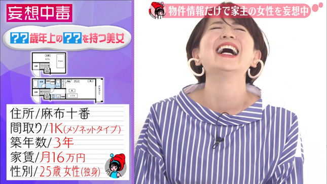 大橋未歩 妄想中毒 東京クラッソ!NEO 2