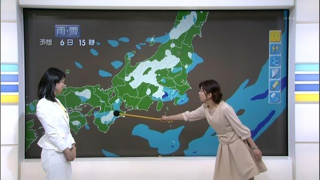 守本奈実 NHKニュース7 寺川奈津美 06