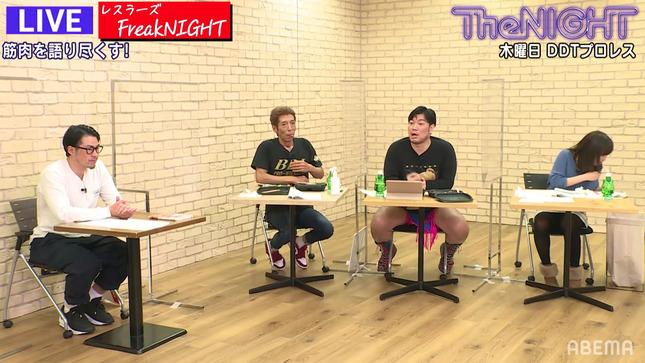 柴田紗帆 DDTの木曜 The NIGHT 11