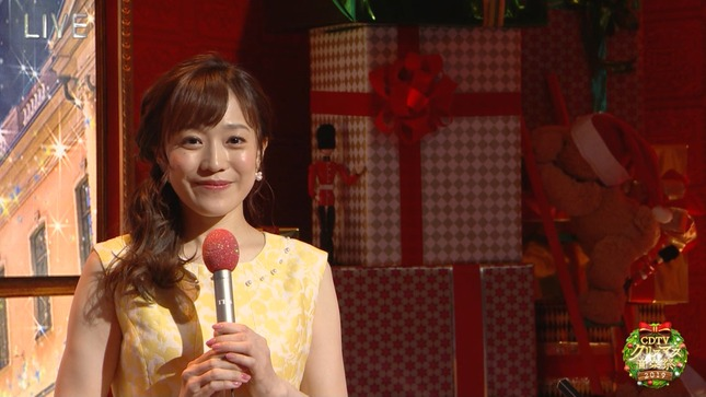 江藤愛 CDTVスペシャル!クリスマス音楽祭2019 1