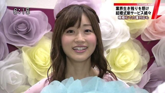 牧野結美 TokyoMxNews 12
