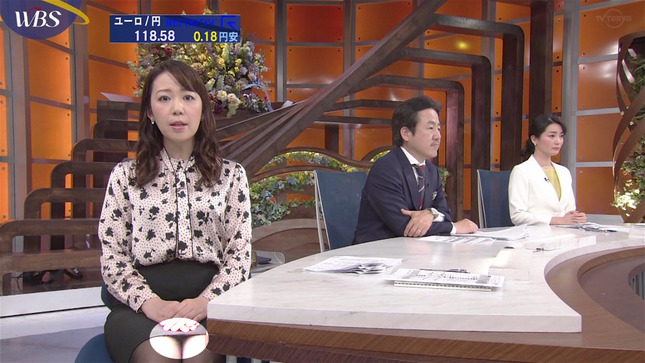 須黒清華 ワールドビジネスサテライト 11