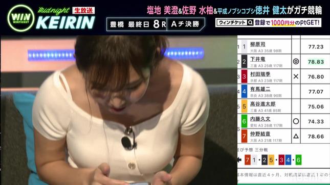 塩地美澄 WINTICKETミッドナイト競輪 12