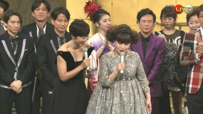 有働由美子 第66回NHK紅白歌合戦 03