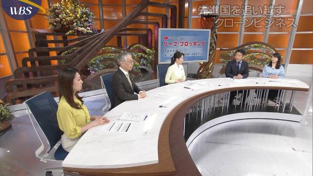 大江麻理子 須黒清華 ワールドビジネスサテライト 14