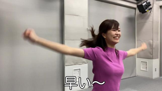 下村彩里 女子アナダンス部 練習編 14