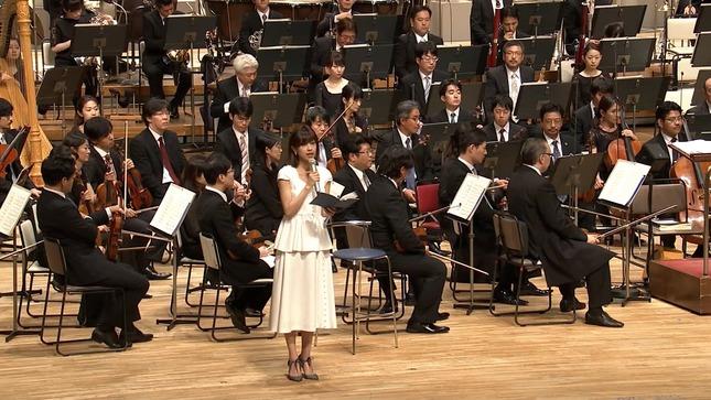 加藤綾子 クラシック音楽館 N響ほっとコンサート7