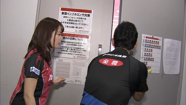 鷲見玲奈 追跡LIVE!SPORTSウォッチャー 5