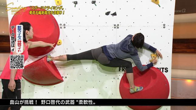 畠山愛理 サンデースポーツ 10
