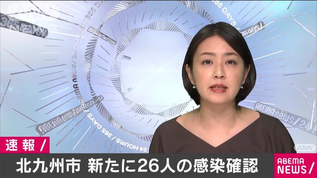 矢島悠子 ANNnews AbemaNews 6