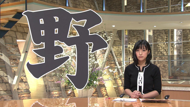 竹内由恵 報道ステーション 13