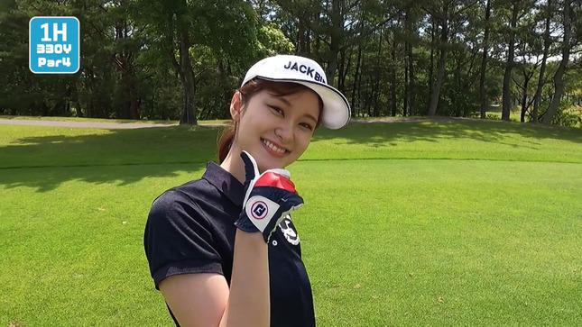 増田紗織 ABCスポーツチャンネル 24