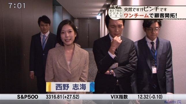西野志海 ワールドビジネスサテライト 3