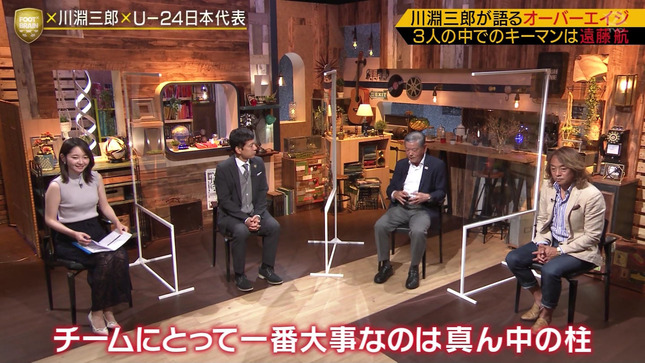 竹﨑由佳 SPORTSウォッチャー FOOT×BRAIN 4