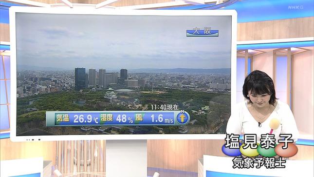 塩見泰子 ニュースきん5時 1