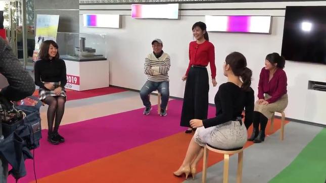 中村秀香 黒木千晶 ytvアナウンサー向上委員会 ギューン↑11