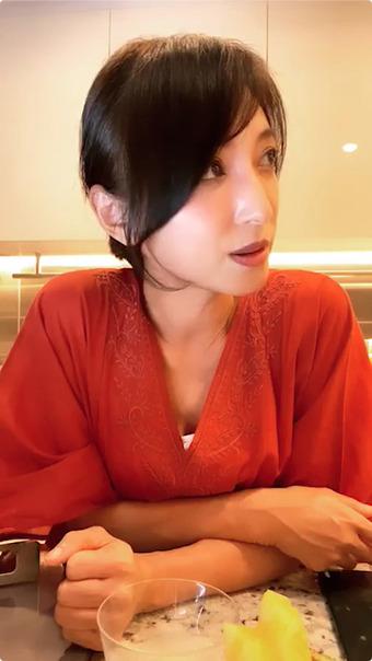 望月理恵 Instagram 9