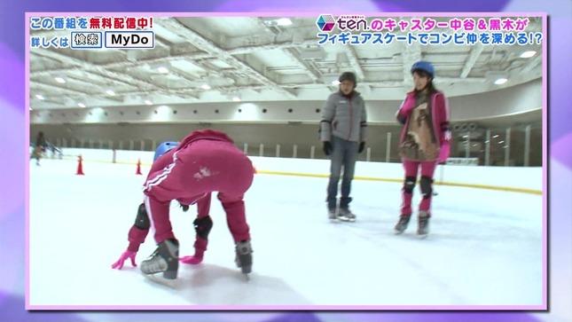 中谷しのぶ 黒木千晶 ytv女子アナ向上委員会ギューン 14