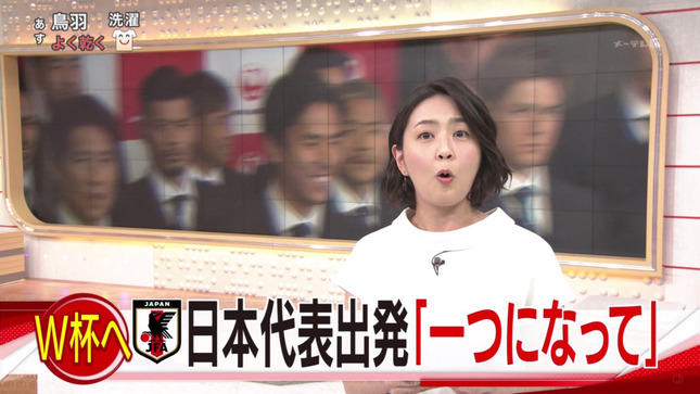 上山千穂 矢島悠子 スーパーJチャンネル 7