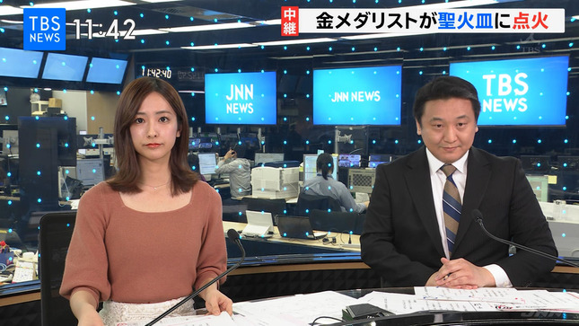 田村真子 TBSニュース ひるおび! 2