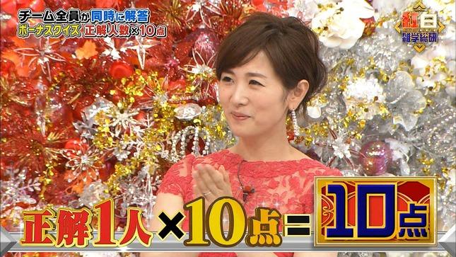 高島彩 紅白雑学総研 6