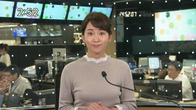 出水麻衣 JNNニュース 9