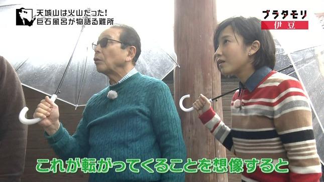 林田理沙 ブラタモリ おはよう日本6
