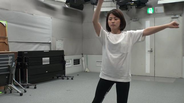 田中萌アナ10日間の記録 女子アナダンス部 1