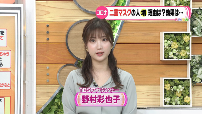 野村彩也子 まるっと!サタデー ひるおび! TBSニュース 1
