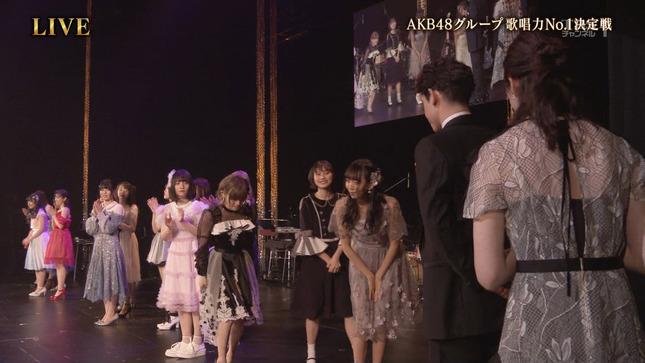 宇賀神メグ はやドキ! AKB48グループ歌唱力No1決定戦 2
