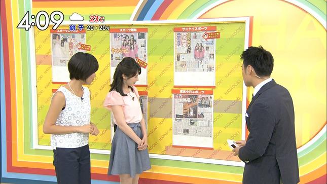 小林由未子 皆川玲奈 はやドキ! 12