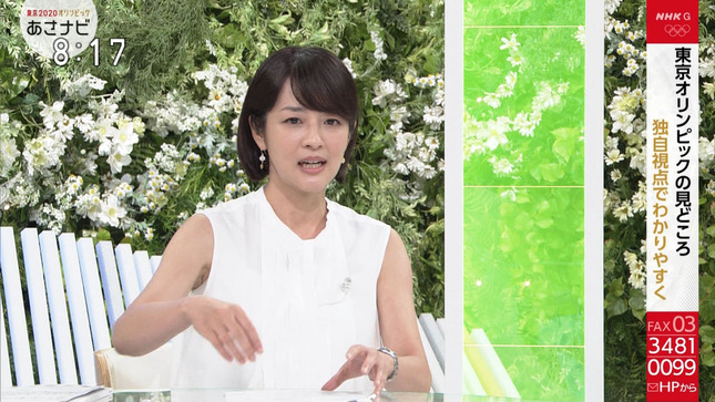 鈴木奈穂子 あさナビ 15