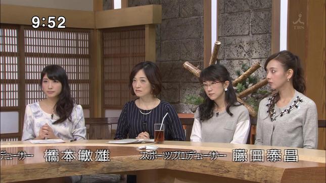 唐橋ユミ サンデーモーニング 水野真裕美 12